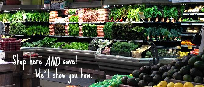 Ways to Save Money at Whole Foods