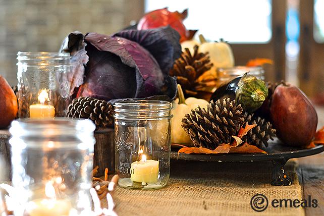 Thanksgiving Centerpiece | eMeals