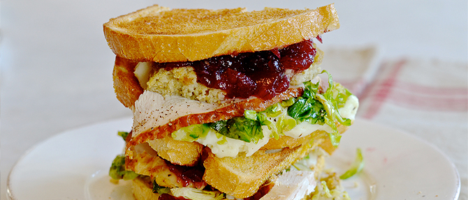 Two Yummy Thanksgiving Leftovers Recipes
