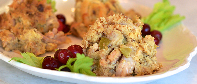 Big-Batch Cooking: Homestyle Chicken and Dressing