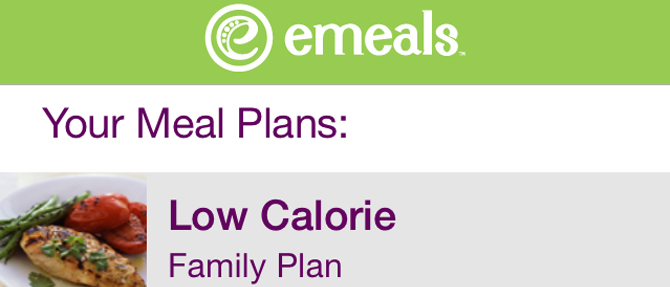 How to Skip Meals on the eMeals iOS App