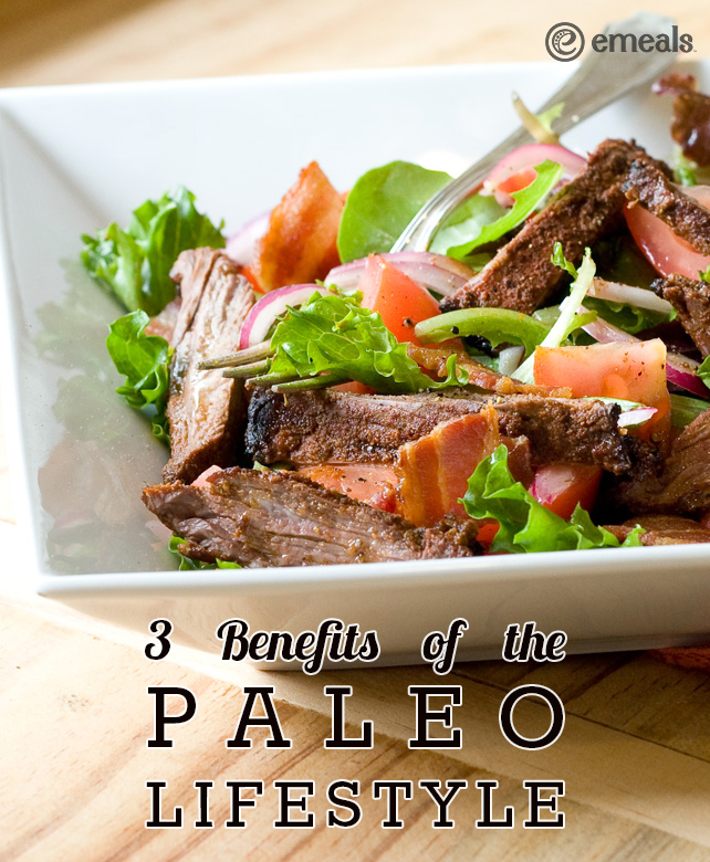 3 Benefits to the Paleo Diet | eMeals #eMealsEats