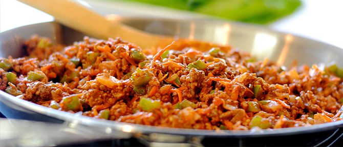 Family Favorite Paleo Sloppy Joes