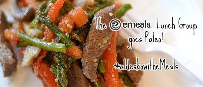 Paleo Lunch Recipe: Beef and Veggie Stir-Fry