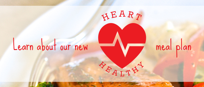 Announcing Our New Heart Healthy Meal Plan
