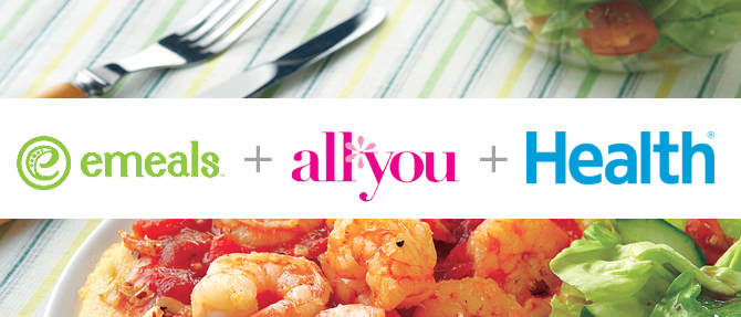 Introducing the new ALL YOU and HEALTH Meal Plans!