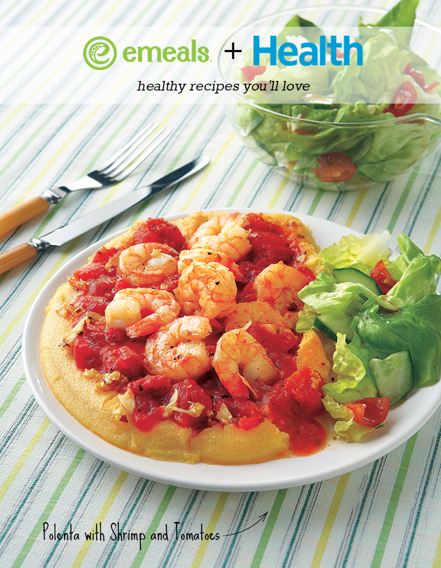 Perfect pairing: Wholesome recipes, seasonal ingredients and the new Health #eMeals #MealPlan