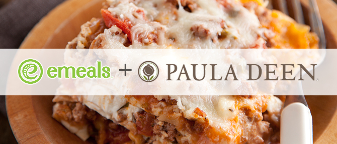 Paula Deen's Famous Lasagna