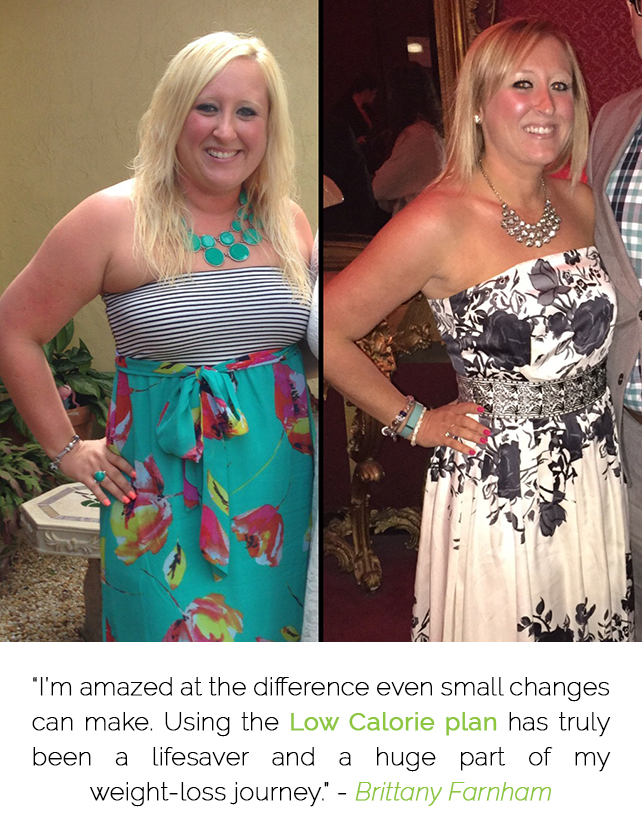 Q & A with eMeals Low Calorie Subscriber Brittany Farnham #eMeals