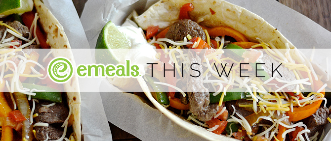 On the Menu This Week: Steak Soft Tacos