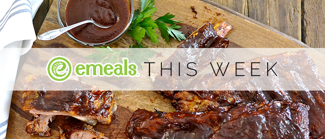 On the Menu This Week: Easy Baby Back Ribs