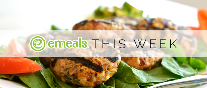 On the Menu This Week: Bacon-Apple Turkey Burgers