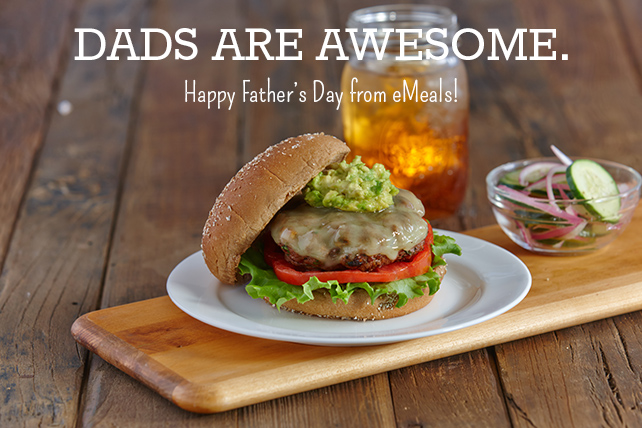 Happy Father's Day from eMeals