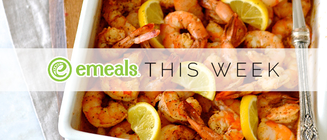 On the Menu This Week: Baked New Orleans Barbecue Shrimp
