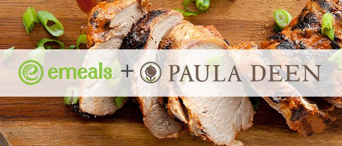 Paula Deen's Grilled Pork Tenderloin