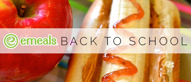 Back-to-School PB&J Banana Sandwiches