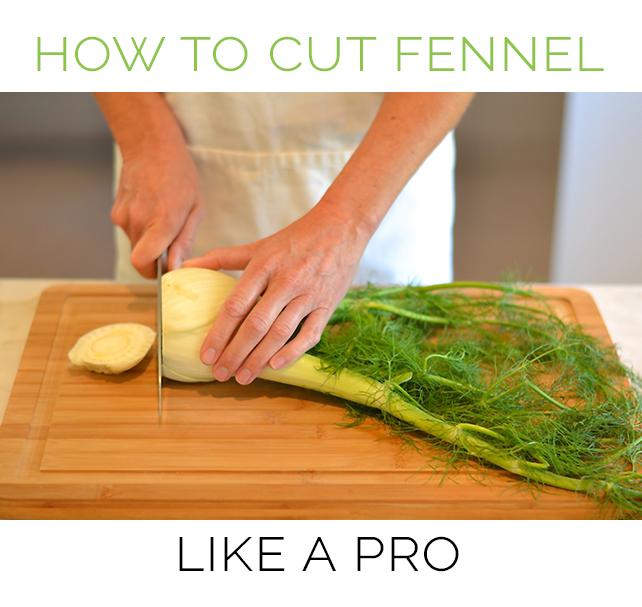 How to Cut Fennel Bulbs | eMeals