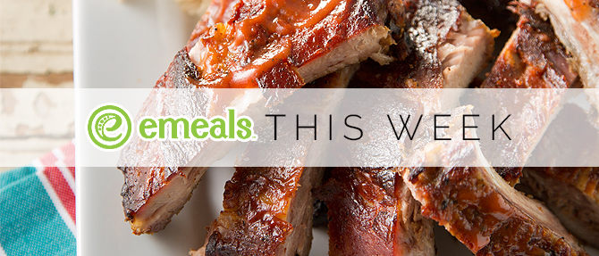 Easy Grilled Baby Back Ribs from Paula Deen
