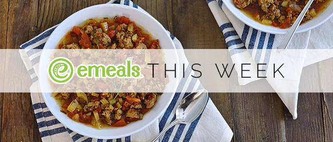 On the Menu This Week: Slow-Cooker Chicken Sausage-and-Fennel Soup