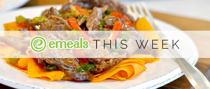 On the Menu This Week: Spicy Flank Steak and Pepper Stir-Fry