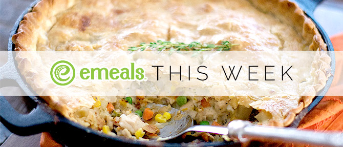 On the Menu This Week: Weeknight Chicken Pot Pie