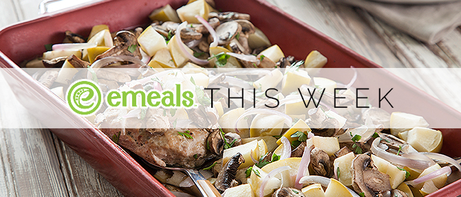 On the Menu This Week: Apple- and Mushroom-Smothered Turkey Burgers