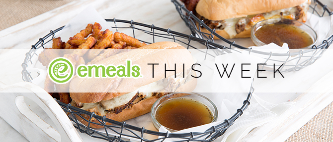 On the Menu This Week: French Dip Sandwiches