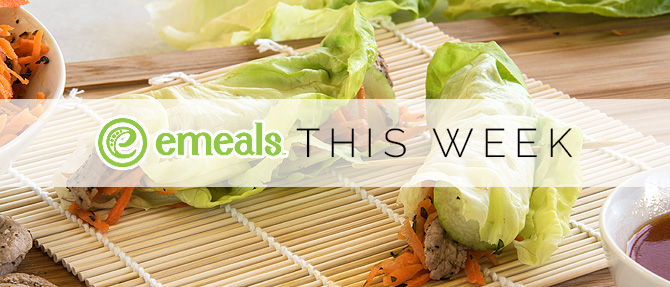 On the Menu This Week: Vietnamese Pork Wraps
