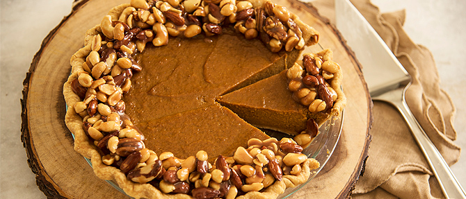 eMeals Occasions Plan Thanksgiving Menu + Salted Caramel Pumpkin Pie!