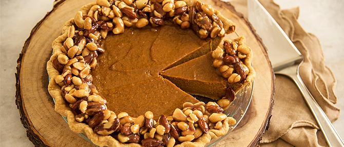 eMeals Occasions Plan Thanksgiving Menu + Salted Caramel Pumpkin Pie!
