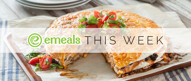 On the Menu This Week: Beefy Enchilada Stack