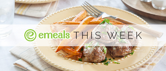 On the Menu This Week: Oven-Roasted Meatballs