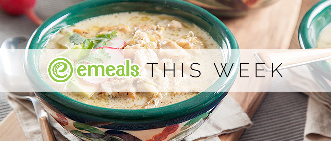 On the Menu This Week: White Chicken Chili