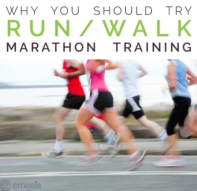 Why You Should Try Run/Walk Marathon Training | eMeals
