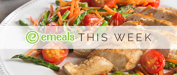 On the Menu: Skillet Chicken and Vegetables