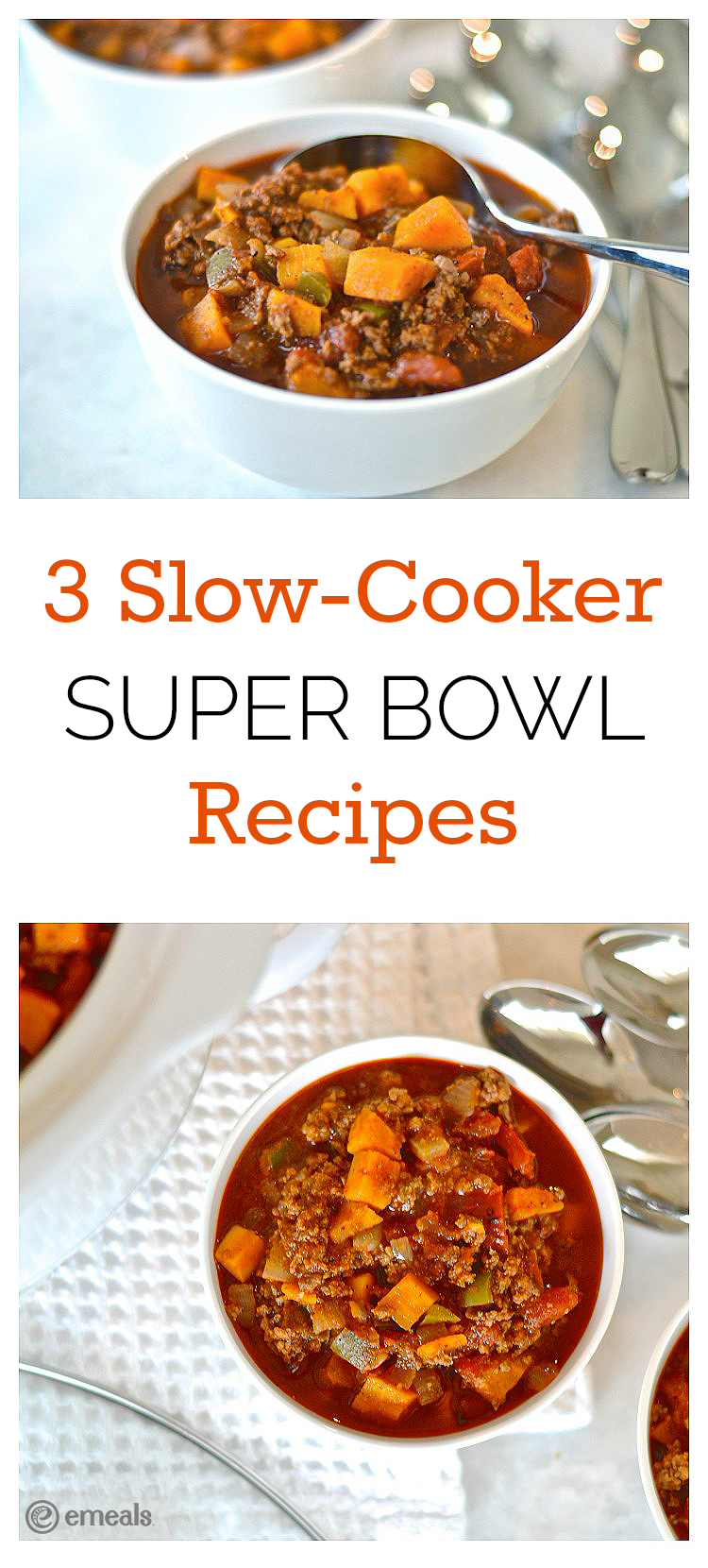 3 Slow-Cooker Super Bowl Recipes | eMeals