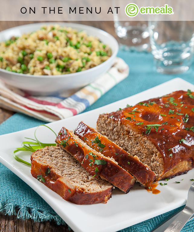 Hawaiian Turkey Meat Loaf | eMeals