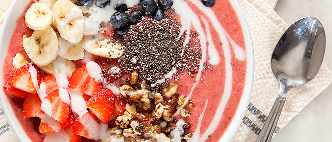 Our Top 10 Healthy Smoothies and Smoothie Bowls: Part 1