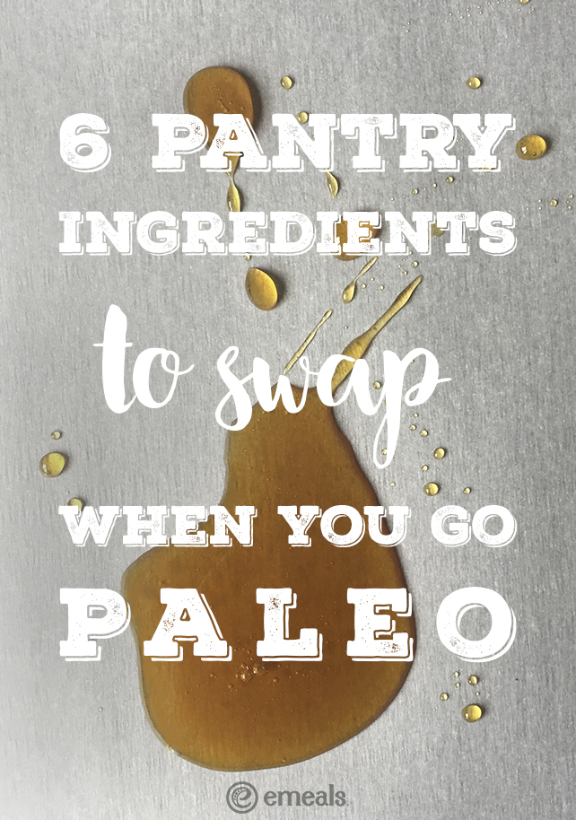 6 Paleo Pantry Ingredients To Swap | eMeals