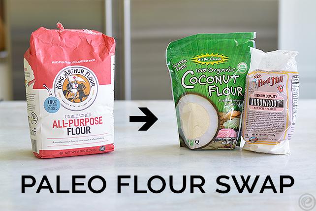 Paleo Pantry Swap: All-Purpose Flour for Coconut Flour | eMeals