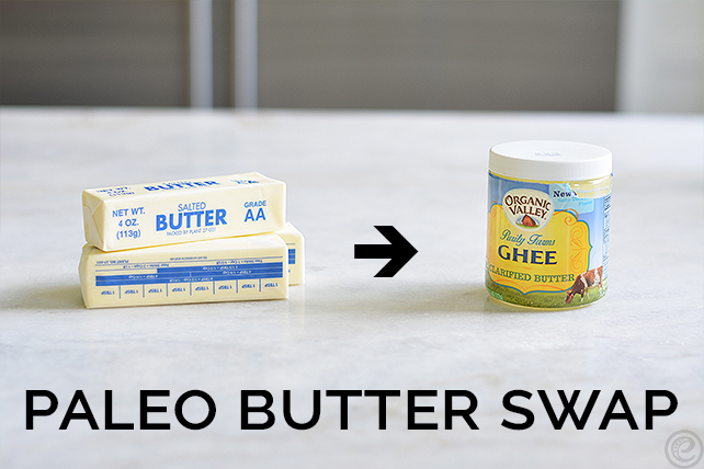 Paleo Pantry Swap: Butter for Ghee | eMeals